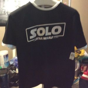 Star Wars Solo T-shirt size Large